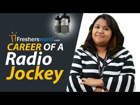 Career of a Radio Jockey – How do I get in there?, Radio,RJ,All India Radio
