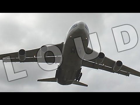 {TrueSound}™ INSANELY LOW Antonov An-124 Overhead Landing at Ft. Lauderdale
