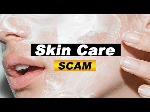 Skin Care Scam Alert: Why The Anti Aging Industry Is A Scam My Opinion