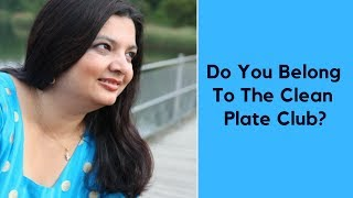 Download Do You Belong To The Clean Plate Club Video