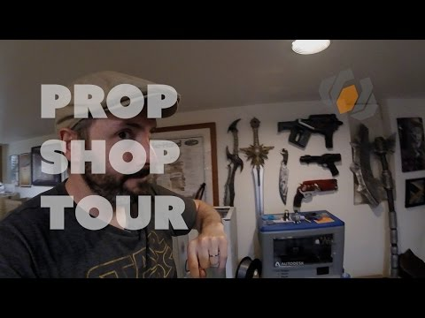 Prop: Shop - Punished Props Shop Tour