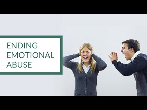 Ending Emotional Abuse