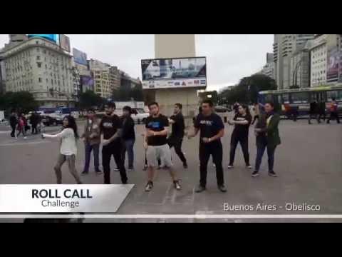 Roll call MC Argentina AIESEC