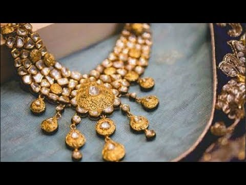 Tanishq Gold Jewellery Designs Catalogue With Price