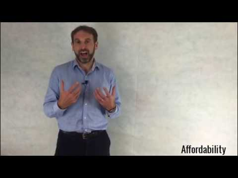 1 of 3 - How to get a mortgage - Affordability