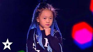 8 YEAR-OLD Dancer is Already A Superstar! | Central Asia's Got Talent | Got Talent Global