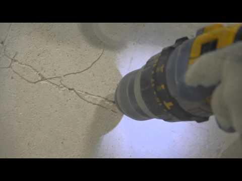 Repairing Hairline Cracks in Kiln Brick