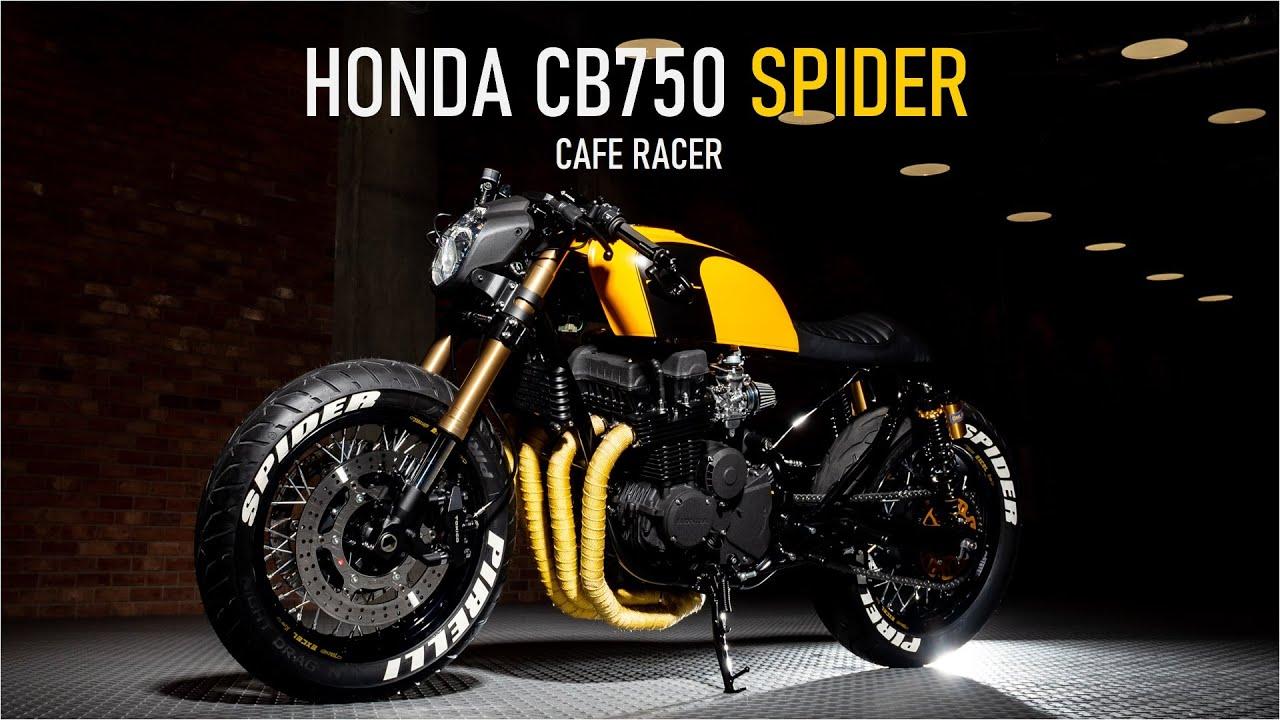 Honda CB750 Cafe Racer ★ The next TOP Cafe Racer 2020★