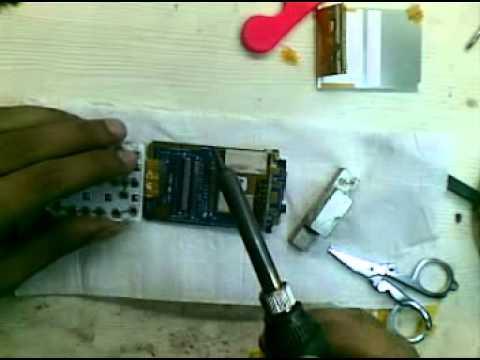 M25 keypad problem solution.mpg