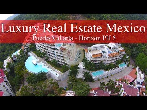 Luxury Real Estate in Mexico | Condo Horizon Puerto Vallarta For Sale