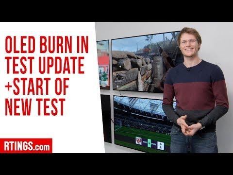 Update + Start of New Test: OLED Burn-in Test - Rtings.com