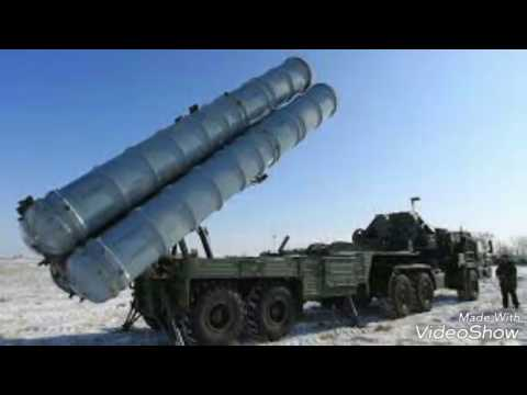 Russia's S-400 Missile Defence System