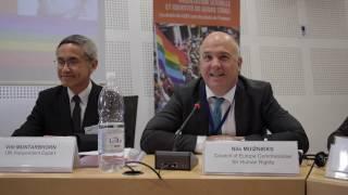 Nils Muižnieks: The Rights of LGBTIQ People