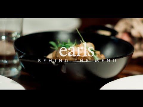 Earls: Behind The Menu (Tweak Week + Chef Dawn Doucette)