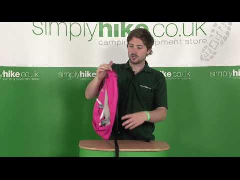 Jansport Trinity Backpack - www.simplyhike.co.uk