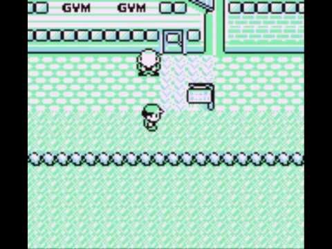 Pokemon Blue Walkthrough Part 27: Celadon City Gym