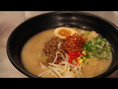 Kung Fu Noodle/Making Ramen