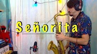 Señorita 🎷Saxophone Cover (Shawn Mendes, Camila Cabello)