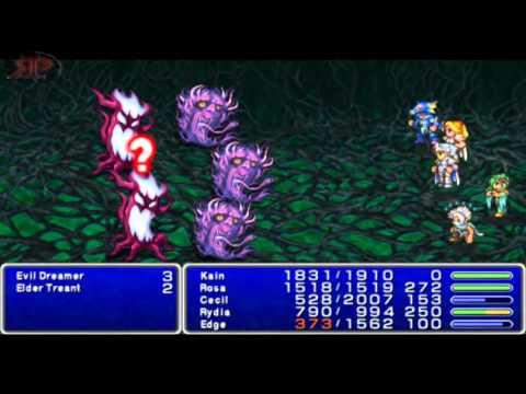 Final Fantasy IV (PSP) - Part 15 - Sylph Cave