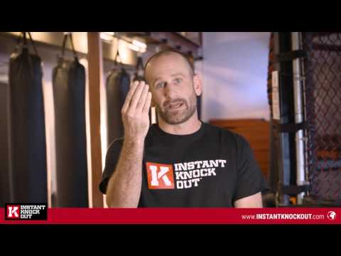 Exercises to strengthen grip and finger strength with MMA coach Greg Jackson