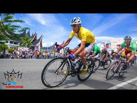 Tour De Singkarak 2015 [Etape I - Padang City]