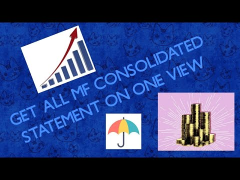 Mutual funds consolidated account statement ( eCAS) ? | How to get mutual funds statement