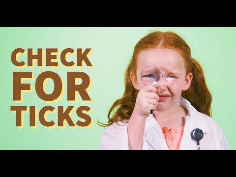 Dartmouth-HItchcock Health Tips: Ticks
