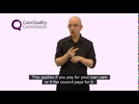 The standards for care at home: Part 2