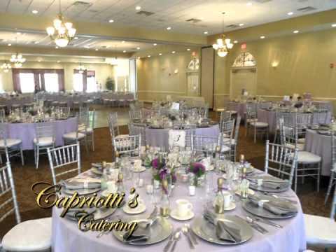 Capriottis Catering Weddings