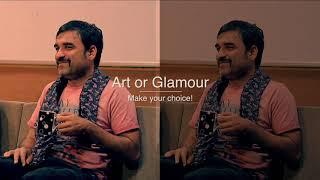 In Conversation with Pankaj Tripathi | Art vs Glamour | 2019