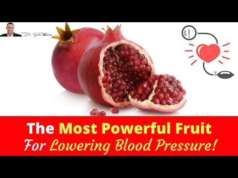 🍊 The Most Powerful Fruit For Lowering Blood Pressure