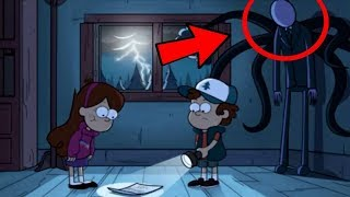 5 Slenderman Caught In Popular Kids Shows!
