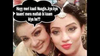Naagin 2-Some Funny Facts