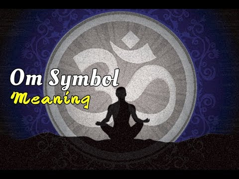 Faith and Belief : Om (🕉 ) Symbol