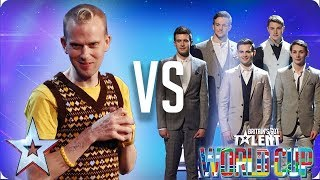 QUARTER FINALS: Robert White vs Collabro | Britain