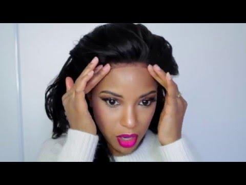AliExpress Sunper Queen Hair Indian Virgin Hair Body Wave Review Lace Frontal