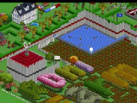 Farm Ville  decoration