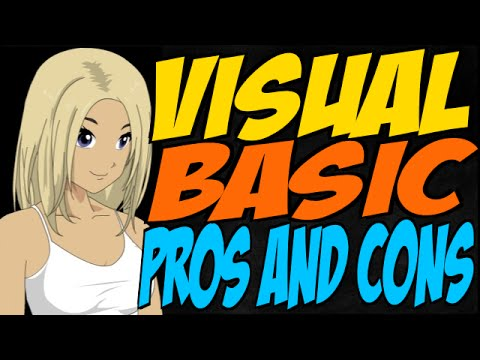 Visual Basic Pros and Cons