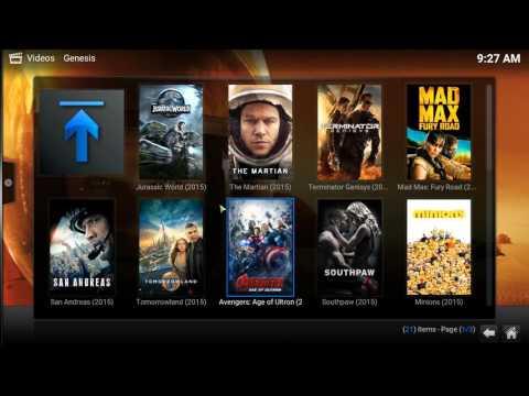 What Is Genesis in 4 minutes - (Top 5 Kodi Addon) FREE TV Movies