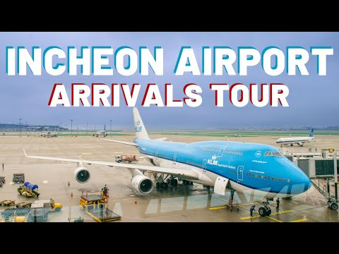 HOW TO NAVIGATE INCHEON AIRPORT: where to go and how to use public transit
