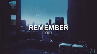 OIÜ - Remember | Vibes Release