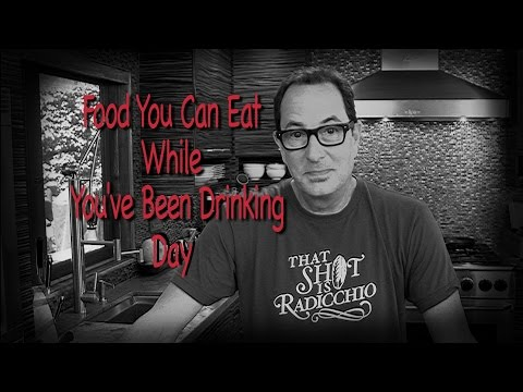 Sam the Cooking Guy - Food You Can Eat While You've Been Drinking Day