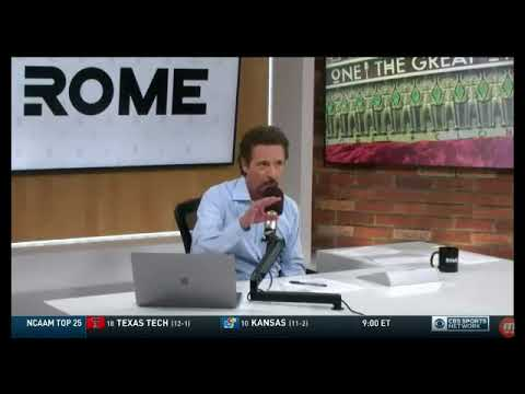Opening Moments of the Jim Rome Show 1/2/18