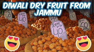 Jammu Dry Fruit Market   Get Best Dry Fruit At Home Delivery   VLOG² 5