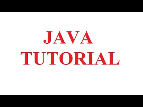 Java Tutorial For Beginners - switch statement