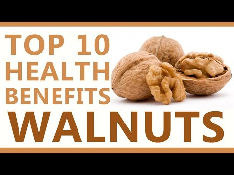 Top 10 Benefits of Walnuts - Health Benefits Of Walnuts - Eat Walnuts Lifestyle and Beauty Tips