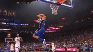 Aaron Gordon 360 Dunk! Raptors vs Magic