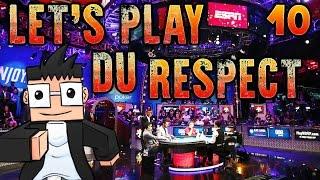Tournoi Turbo 15 Joueurs Let S Play Du Respect Avec Fanta Poker