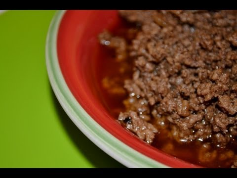 Make Delicious Taco Meat and Filling - AN AMAZINGLY SIMPLE RECIPE