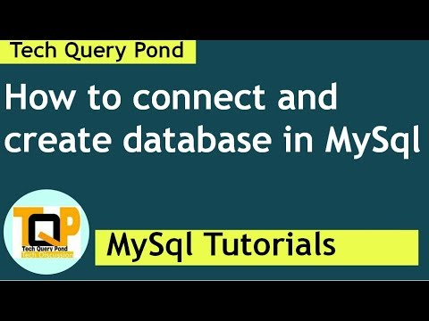 How to connect and create database in mysql using command line xampp